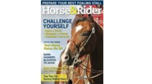 FREE One Year Subscription Horse and Rider Magazine