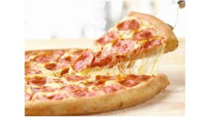 FREE One Topping Pizza At Papa John's Customer Appreciation Expires 4/28 (With Purchase)